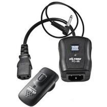 Rádio Flash Wireless Viltrox FC-26 para DSLR Canon e Nikon -