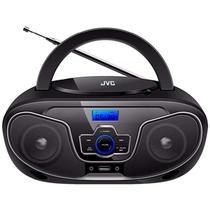 Radio JVC Original Portatil  Bluetooth/usb/cd/radio/fm/sd -