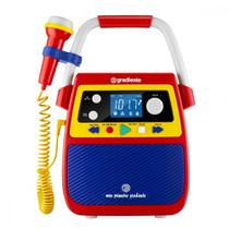 Rádio Meu Primeiro Gravador GMP-104 Gradiente -