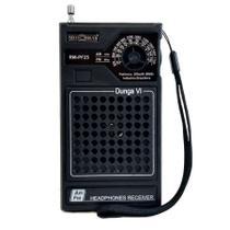 RADIO MOTOBRAS 2 Faixas RM-PF25 Dunga -