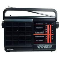RADIO MOTOBRAS 2 Faixas RM-PSMPBT21AC Bluetooth -