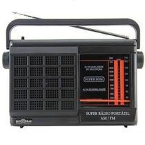 Radio Motobras 2Fxs Am/Fm - Rmpft21Ac/22Ac - Motobrás