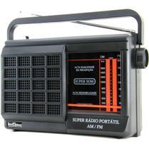 Radio Motobras 2FXS AM/FM RMPFT2IAC/22AC-127v -