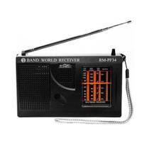 RADIO MOTOBRAS 5 Faixas RM-PF34 -