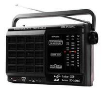 Rádio Motobrás 6 Faixas Rm-pu32ac - Motobras
