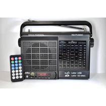 Radio Motobras 7 Faixas Bluetooth USB AM/FM/OC 9698-2 - Motobrás