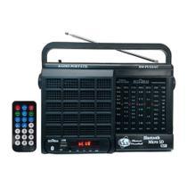Radio Motobras 7 Faixas Bluetooth USB AM/FM/OC RM-PU32AC -