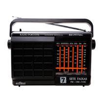 Radio Motobras 7 Fxs Rm-pft 73 Ac -