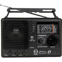 Radio motobras 8 faixas usb fm/oc - rm-pusm81ac -