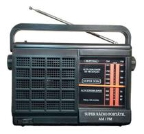 Rádio Motobrás Rm-pft22ac 2 Faixas Am Fm - Motobras