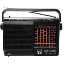 Rádio Motobrás RM-PFT73AC 7 Faixas FM - Motobras