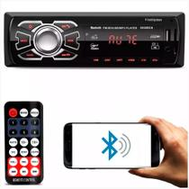Radio mp3 automotivo first opition 6630bn bluetooth - Manfer - ajato