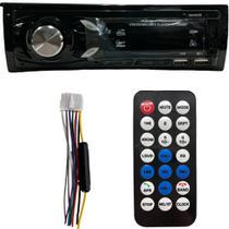 RÁDio Mp3 Bluetooth Usb Aux Sd Card 2 Saidas Rca Controle - E-Tech