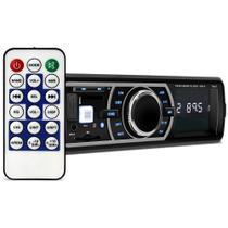 Rádio Mp3 Player Automotivo Usb e Sd com Controle Remoto 6203 - Rayx