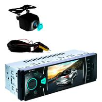 Rádio Multimídia Mp5 Bluetooth Tela 4 Usb Camera  Colorida - Orion