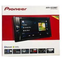 Radio pioneer avh-g228btdvd usb/bluetooth -
