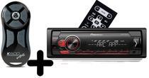 Rádio Pioneer Mp3 Mvh-s118ui Usb + Controle Longa Distancia -