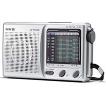 Radio portatil 10 faixas ac 117 nks -