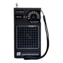 Rádio Portátil 2 Faixas Am/Fm Rm-pf25 - Motobras -
