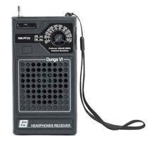 Rádio Portátil 2 Faixas RM PF25 -