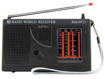 Rádio Portátil 3 Faixas FM/OM/OC - Motobras RM-PF33