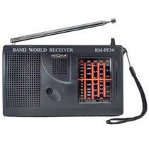 Radio Portátil 5FX RM-PF34/RMPU34 127V Motobras -