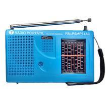 Rádio Portátil 7 Faixas Motobras -