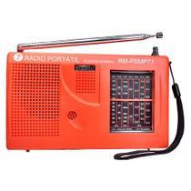 Rádio Portátil  7 Faixas - Pilha -  Motobras -
