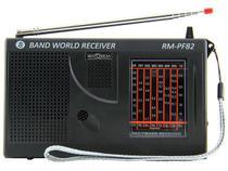 Rádio Portátil 8 Faixas AM/FM + 6 Faixas OC - Motobras RM-PF82