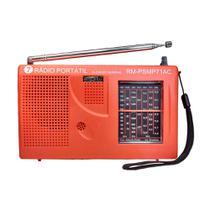 Rádio Portátil AM/FM 7 faixas RM-PSMP71AC (Laranja) MOTOBRAS -