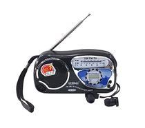 Rádio Portátil AM/FM + Fone de Ouvido LE-603 Preto - Philips