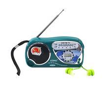 Rádio Portátil AM/FM + Fone de Ouvido LE-603 Verde - Philips