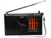 Rádio Portátil AM/FM RM-PF 34 - Motobras