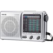 Rádio Portátil com 10 Faixas, Sintonizador de TV e AM/FM/SW NKS AC-117 -