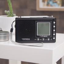 Rádio Portátil Digital Multiband Rp-03 - Mondial - Mondial Audio