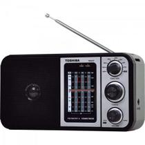 Radio Portatil FM/AM/USB MP3 TR849 Preto SEMP Toshiba