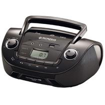 Radio Portatil Fm Mondial Eletronic Nbx-06 Mp3 Player Entrada Usb Preto Ref.: 3430-03