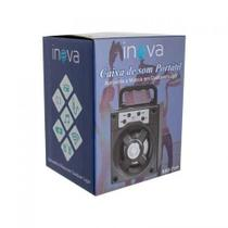 Radio portátil fm/usb/bt com led rad-7149 - Inova