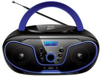 Rádio Portátil Leadership Display Digital  - Bluetooth Bluelife 1471 Boombox