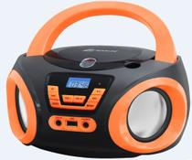 Radio Portatil Lenoxx Boombox FM Esterio CD/MP3/USB/AUX BD121 BL