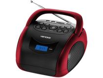 Rádio Portátil Lenoxx FM MP3 Display Digital - Bluetooth BD 150 Boombox -