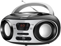 Rádio Portátil Mondial CD Player MP3 - Display Digital BX-21