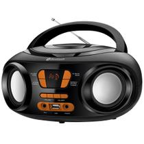 Rádio Portátil Mondial, Entrada USB, Bluetooth, Display Digital - BX-19