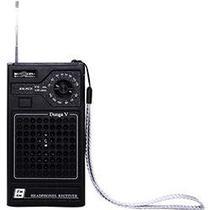 Rádio Portátil Motobras, AM/FM, Dunga -