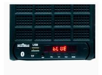 Rádio Portátil Motobras AM/FM/OC 1000mW -