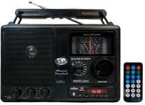 Rádio Portátil Motobrás Rm-pft 122ac - Fm/om 12 Faixas - Motobras