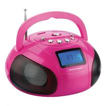 Radio Portatil Multilaser SP146 Boom BOX 10 WATTS USB / SD / FM