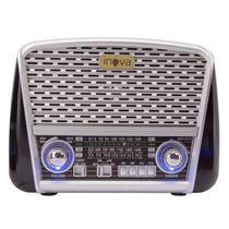Rádio Portátil Retrô - INOVA - RAD-8131 -