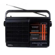 Rádio Portátil RM-PFT22AC AM/FM Duas Faixas - MOTOBRAS -