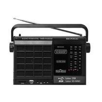 Rádio Portátil RM-PU32AC 3 Faixas/USB/SD- MOTOBRAS -